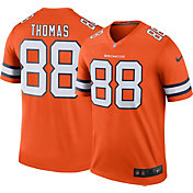 Nike Men's Color Rush Legend Jersey Denver Broncos Demaryius Thomas #88