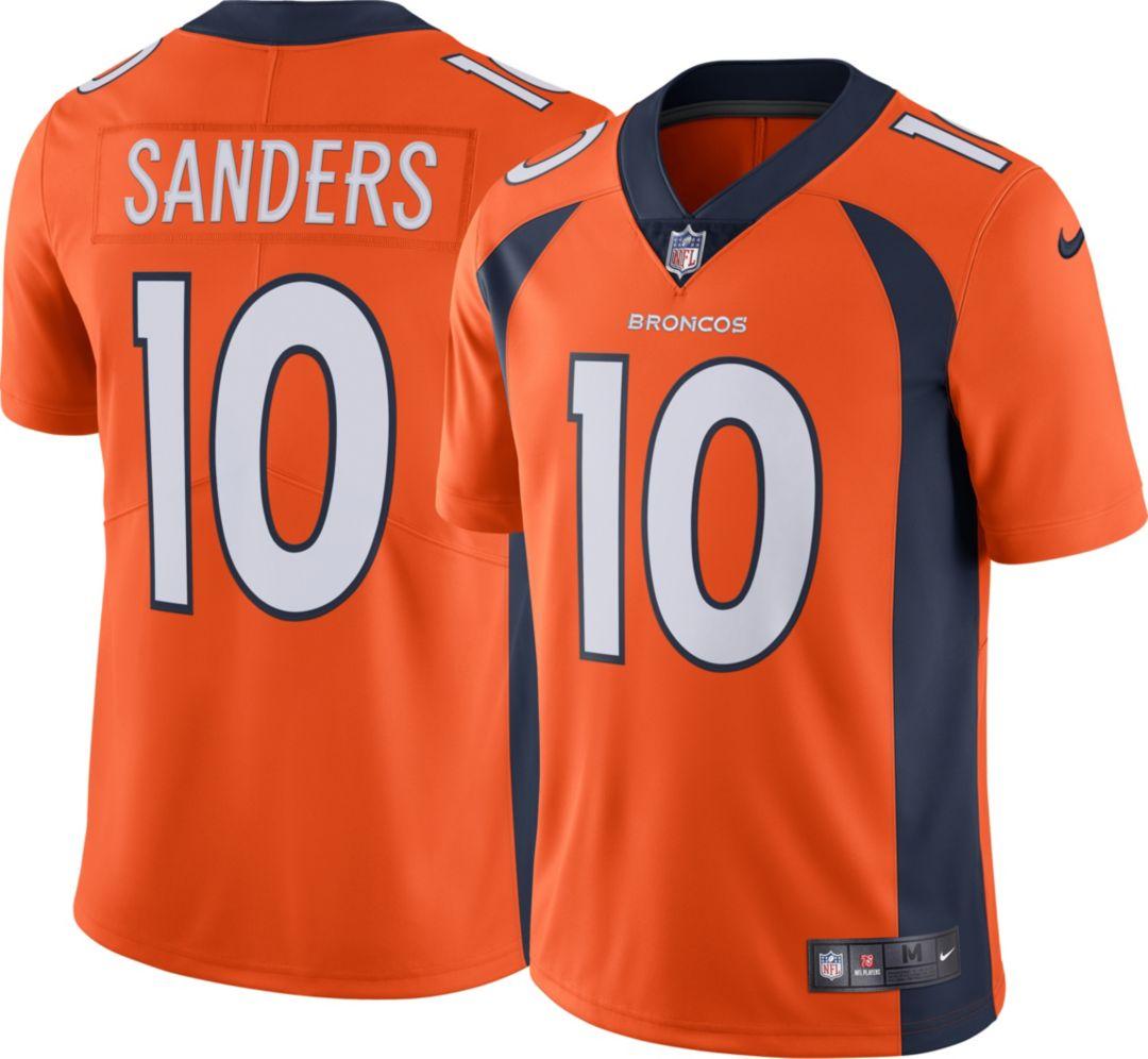 size 40 789ce 658f8 Nike Men's Home Limited Jersey Denver Broncos Emmanuel Sanders #10