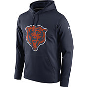 8e280e3dd07c Product Image · Nike Men s Chicago Bears Performance Circuit Logo Essential  Navy Hoodie