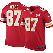 Nike Men's Color Rush Kansas City Chiefs Travis Kelce #87 Legend Jersey