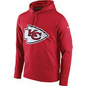 Product Image · Nike Men s Kansas City Chiefs Performance Circuit Logo  Essential Red Hoodie f837b41e2