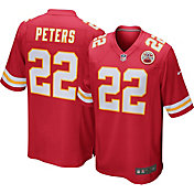 Nike Men's Home Game Jersey Kansas City Chiefs Marcus Peters #22