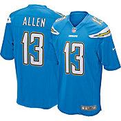 Nike Men's Alternate Game Jersey Los Angeles Chargers Keenan Allen #13