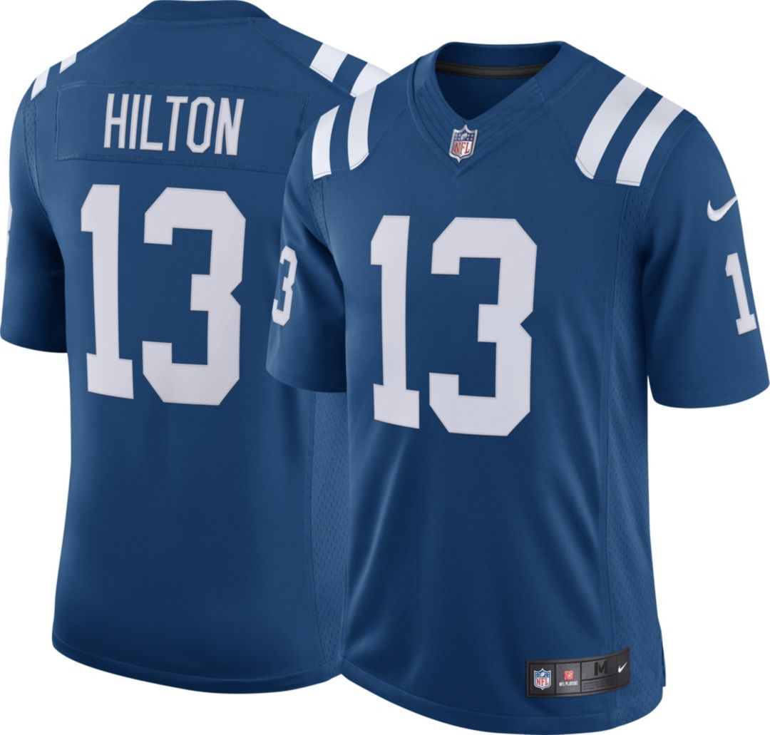 best service d4f57 72dda Nike Men's Home Limited Jersey Indianapolis Colts T.Y. Hilton #13