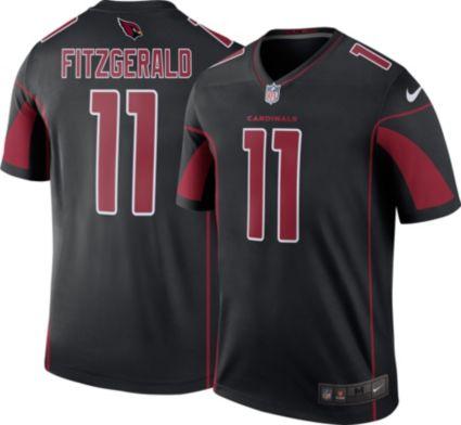 Nike Men s Color Rush Arizona Cardinals Larry Fitzgerald  11 Legend Jersey.  noImageFound ed10653d5