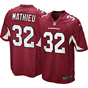 Nike Men's Home Game Jersey Arizona Cardinals Tyrann Mathieu #32