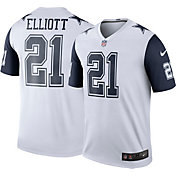 4b780360a Product Image · Nike Men's Color Rush Dallas Cowboys Ezekiel Elliott #21  Legend Jersey