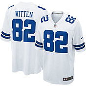 Nike Men's Away Game Jersey Dallas Cowboys Jason Witten #82