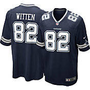 Nike Men's Game Jersey Dallas Cowboys Jason Witten #82