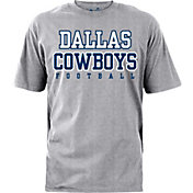 Product Image · Dallas Cowboys Merchandising Men s Practice Grey T-Shirt 050b5353d
