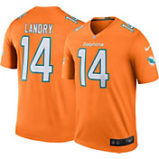 Nike Men's Color Rush Miami Dolphins Jarvis Landry #14 Legend Jersey