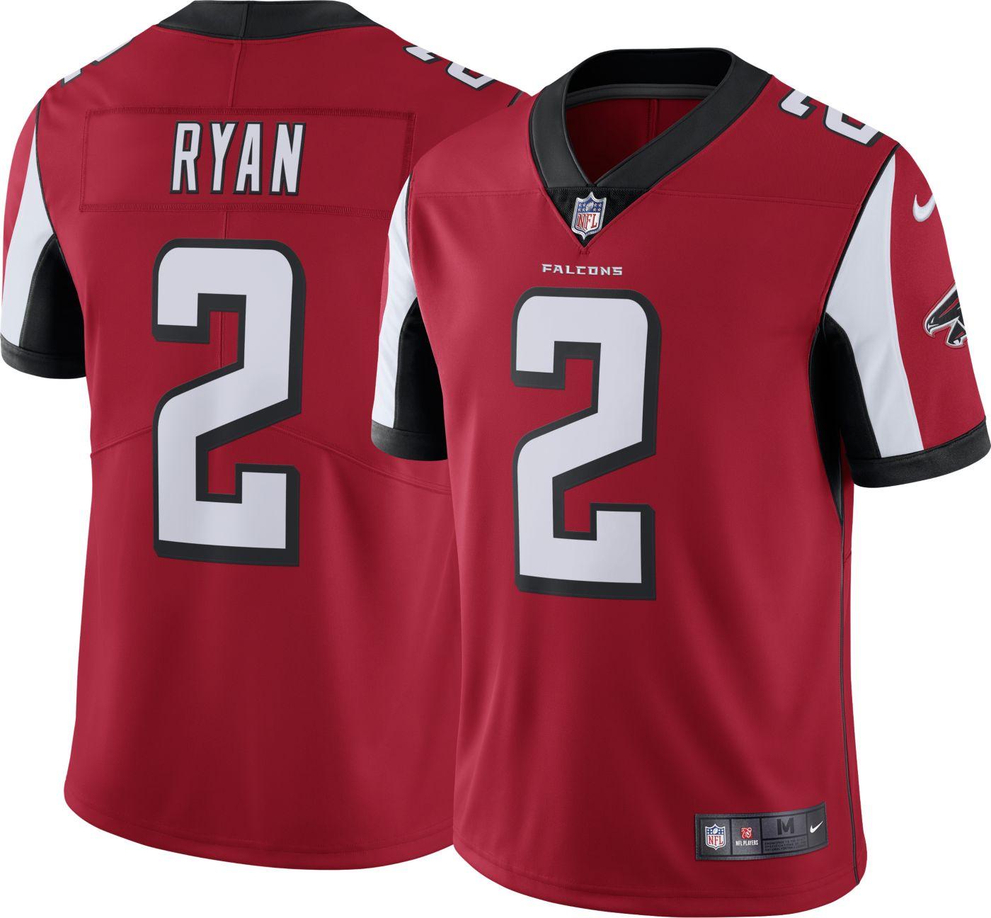 Nike Men's Home Limited Jersey Atlanta Falcons Matt Ryan #2