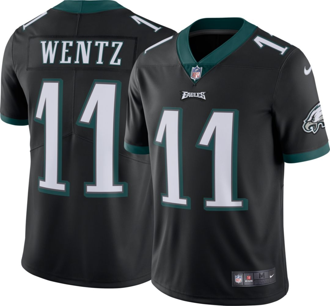 timeless design 97c5c de4ce Nike Men's Alternate Limited Jersey Philadelphia Eagles Carson Wentz #11