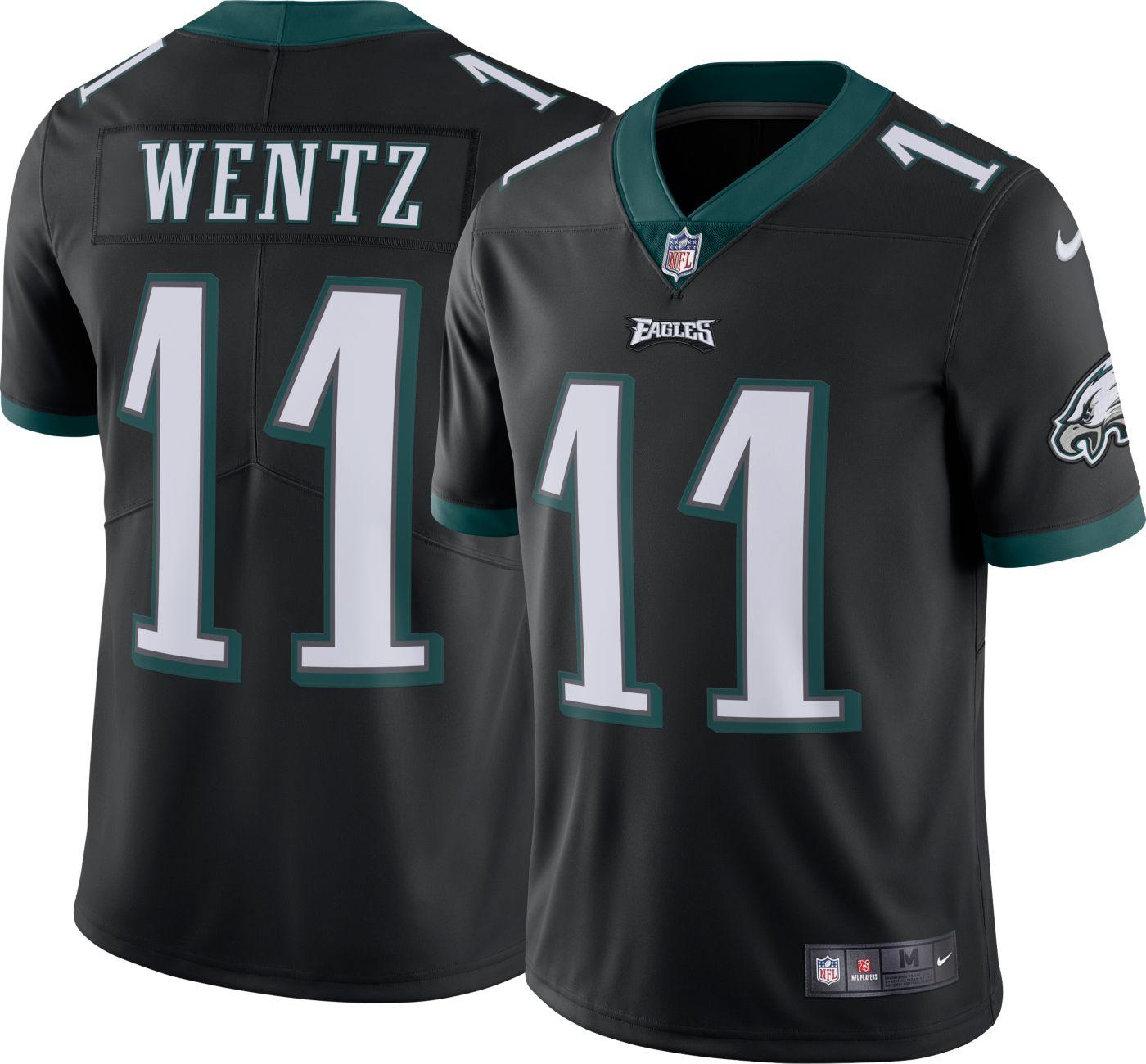 Nike Men's Alternate Limited Jersey Philadelphia Eagles Carson Wentz #11