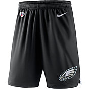 Nike Men's Philadelphia Eagles Dry Knit Black Performance Shorts