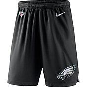 Nike Men's Philadelphia Eagles Dry Knit Black Performance Shorts