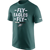 Nike Men's Philadelphia Eagles Local Verbiage Teal T-Shirt