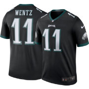 Nike Men's Color Rush Legend Jersey Philadelphia Eagles Carson Wentz #11