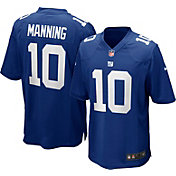 Nike Men's Home Game Jersey New York Giants Eli Manning #10