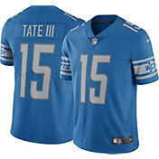 Nike Men's Home Limited Jersey Detroit Lions Golden Tate III #15