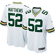 Product Image · Nike Men s Away Game Jersey Green Bay Packers Clay Matthews   52 - Extended Sizes e5960b51f