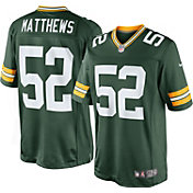 Product Image · Nike Men s Home Game Jersey Green Bay Packers Clay Matthews   52 0b3fc4b46
