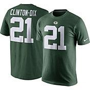Nike Men's Green Bay Packers Ha Ha Clinton-Dix #21 Pride Green T-Shirt