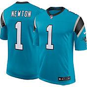 Nike Men's Alternate Limited Jersey Carolina Panthers Cam Newton #1
