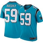 Nike Men's Color Rush Carolina Panthers Luke Kuechly #59 Legend Jersey