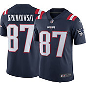 Nike Men's Color Rush Limited Jersey New England Patriots Rob Gronkowski #87