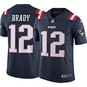 Nike Men's Color Rush Limited Jersey New England Patriots Tom Brady #12