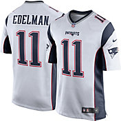Nike Men's Away Game Jersey New England Patriots Julian Edelman #11