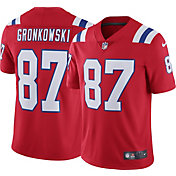 Nike Men's Alternate Limited Jersey New England Patriots Rob Gronkowski #87