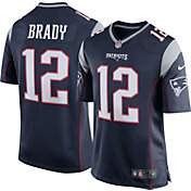 18bcf960cdd8 Product Image · Nike Men s Home Game New England Patriots Tom Brady  12  Jersey