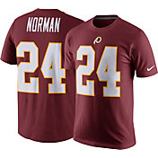 Nike Men's Washington Redskins Josh Norman #24 Pride Red T-Shirt