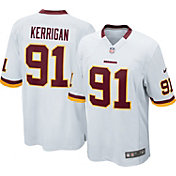 a859733bc Product Image · Nike Men s Away Game Washington Redskins Ryan Kerrigan  91  Jersey