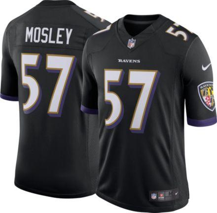 938958649 Nike Men  39 s Alternate Limited Jersey Baltimore Ravens C.J. Mosley  57