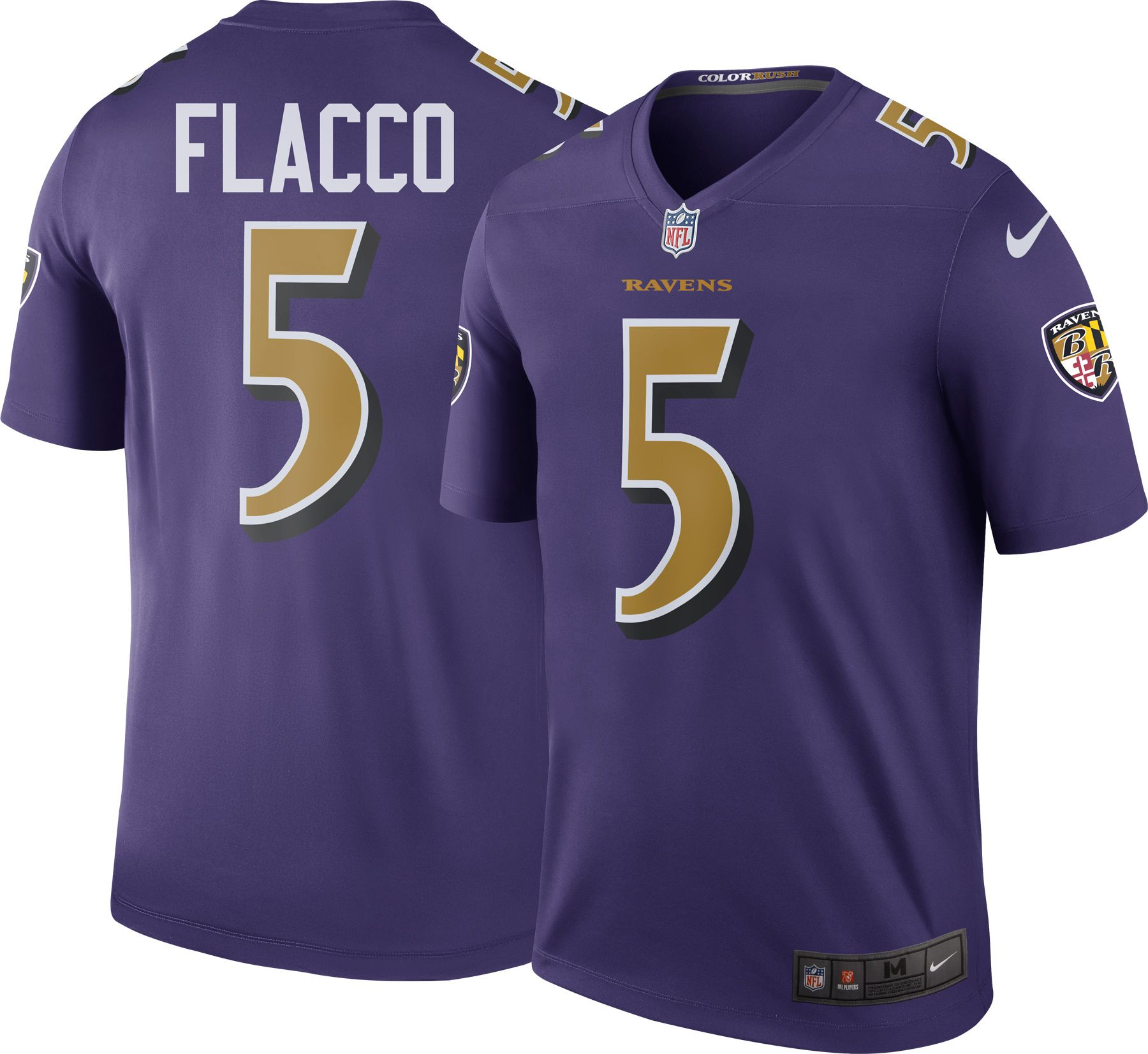 joe flacco women's jersey
