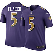 joe flacco jersey black