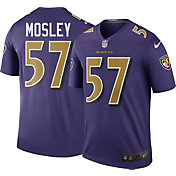 Nike Men's Color Rush Legend Jersey Baltimore Ravens C.J. Mosley #57