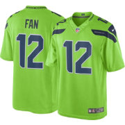 Nike Men s Color Rush Limited Jersey Seattle Seahawks Fan  12 ... fd63ff4d9