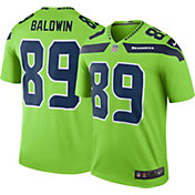 Nike Men's Color Rush Seattle Seahawks Doug Baldwin #89 Legend Jersey