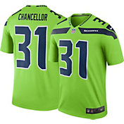 Nike Men's Color Rush Seattle Seahawks Kam Chancellor #31 Legend Jersey