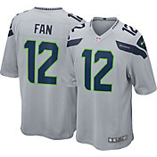Nike Men's Alternate Game Jersey Seattle Seahawks Fan #12