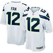 Nike Men's Seattle Seahawks Fan #12 Away Game Jersey