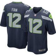 20a5bd15d1d Nike Men s Home Game Jersey Seattle Seahawks Fan  12