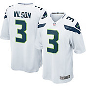 a4f5d411 Product Image · Nike Men's Away Game Jersey Seattle Seahawks Russell Wilson  #3