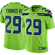 Nike Men's Color Rush Limited Jersey Seattle Seahawks Earl Thomas III #29