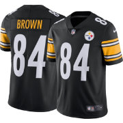 Nike Men's Home Limited Jersey Pittsburgh Steelers Antonio Brown #84