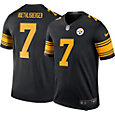 Nike Men's Color Rush Pittsburgh Steelers Ben Roethlisberger #7 Legend Jersey